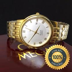 Đồng hồ nam đẹp thiết kế cao cấp mặt số la mã phong cách cổ điển
