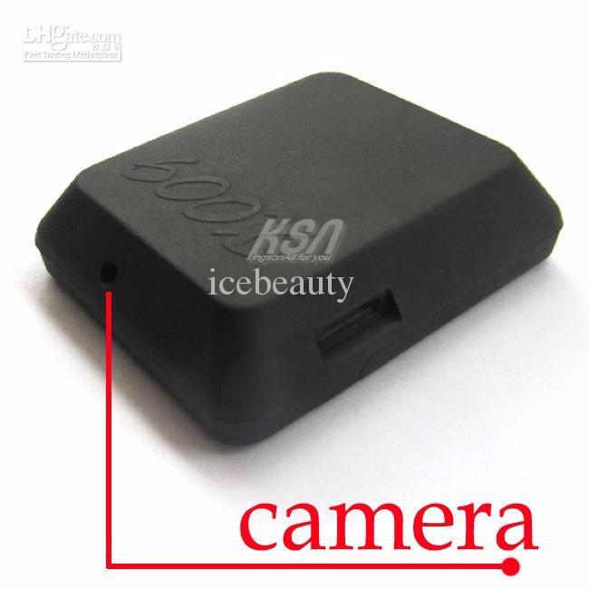Bộ định vị có Camera X009 Đen định vị qua tin nhắn SM 2