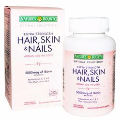 Viên uống đẹp da móng và tóc Nature Bounty Hair Skin Nails 250 viên