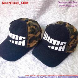 Nón lưỡi trai với phong cách thời trang cực ngầu NT339 View