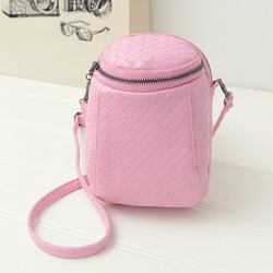 Túi đeo chéo mini dạng hộp vân nổi  PB11003557