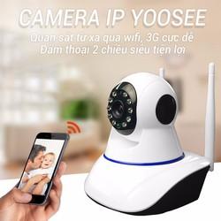 camera mini ip wifi không dây ip yoosee