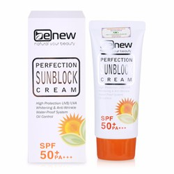 Kem chống nắng dưỡng da Benew Perfection Sunblock