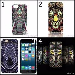Ốp lưng iPhone 5-5s-Se hiệu Luxo hình Thú