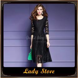 Đầm nữ LADY STORE sang trọng đẳng cấp LD108