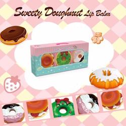 Son dưỡng môi bánh donuts - Hộp
