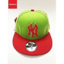 Mũ Hiphop snapback 2 màu thời trang
