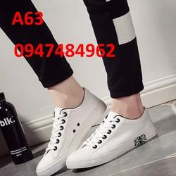 Giày lười nam phong cách Hàn Quốc A63