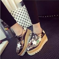 Giày bánh mì thời trang cá tính