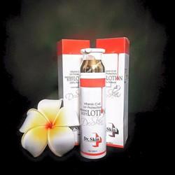 kem dưỡng trắng da toàn thân body lotion dr skin