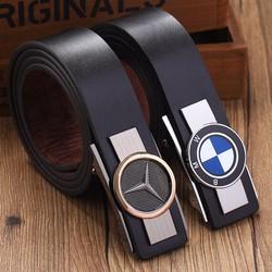 Dây nịt nam da Siêu dẻo 3 mẫu BMW, Mercides, Audi - MMN913
