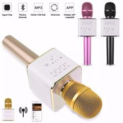 Micro tích hợp bluetooth karaoke Q9