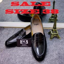 Giày nam cao cấp Kazin giảm giá size 38