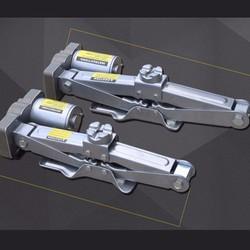 Thiết bị nâng gầm và tháo bánh ô tô 1.5T