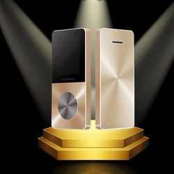 Máy nghe nhạc lossless Idealist  S1813 tặng thẻ nhớ 8GB