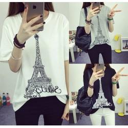Áo phông hình tháp Eiffel