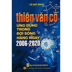 Thiên văn cổ ứng dụng trong đời sống hàng ngày 2006 - 2020