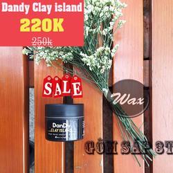 Sáp Vuốt Tóc DanDy Clay Island