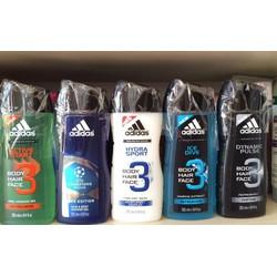 Sữa tắm Adidas nam 250ml