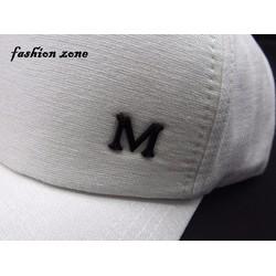 nón kết nón lưỡi trai nón che nắng chữ M