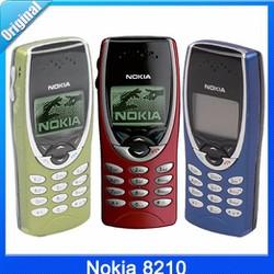Nokia 8210 chính hãng, Tặng 1 pin HAMER dung lượng cao