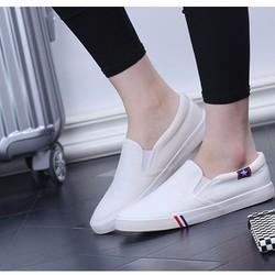 Giày Lười Nam Hình Sao LA Fashion