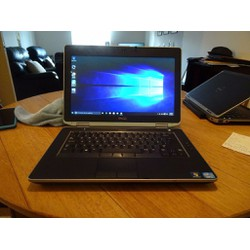 Dell latitude E6320 i7 2620M 4G 250G 13in Vga intel 3000
