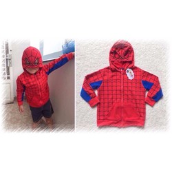 áo khoac nhện size đại 25-35kg
