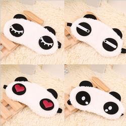Miếng che mắt Panda siêu dễ thương, đồ bịt mắt khi ngủ