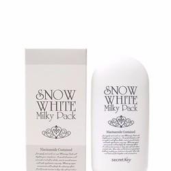 Kem Tắm Trắng Snow White Milky Pack