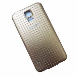 Nắp lưng điện thoại Galaxy S5 vàng
