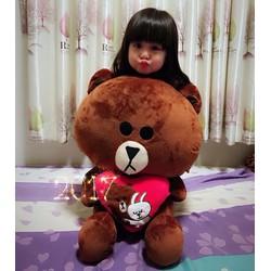 Gấu Bông Brown 60cm