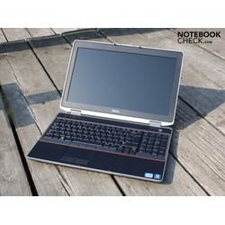 Laptop Dell latitude E6520 i7 2620 4G 320G 15in FullHD Vga Nvs4200