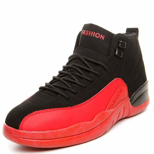 giày sneaker nam phối màu fashion Mã: GH0455 - ĐỎ