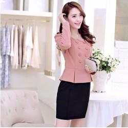 Đầm ôm công sở cực đẹp DS063