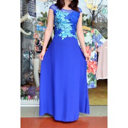 đầm dạ hội trung niên cao cấp DRESS953
