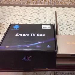 Smart TV Box S9 - Biến tv thường thành Smart tivi thông minh