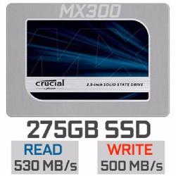 Ổ CỨNG SSD CRUCIAL MX300 275GB