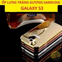 ỐP LƯNG TRÁNG GƯƠNG GALAXY S3