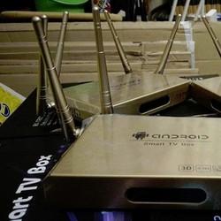 Tivi box T18pro - Thiết bị biến tivi thường thành smart tivi