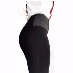 Quần legging nữ lưng cao tôn dáng