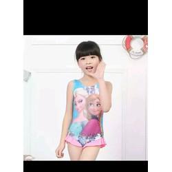 Bộ Đồ bơi hình công chúa ELSA cho Bé