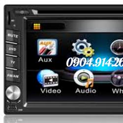 DVD dùng cho các loại xe siêu KM tặng 1 camera lùi