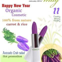 Vowda organic Lipstick