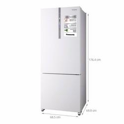 Tủ lạnh Panasonic BX468GWVN,450 lít, inverter- Freeship nội thành HCM
