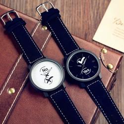 Đồng hồ Yes No