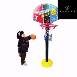 Đồ Chơi Bóng Rổ Dream Toy Kiểu 1 Thân Nhựa Điều Chỉnh 53