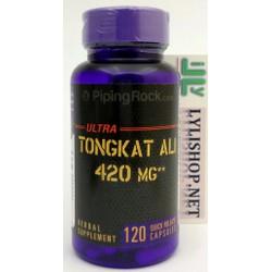Cải thiện ham muốn tình dục hiệu quả Tongkat ali 420mg 120 viên từ Mỹ