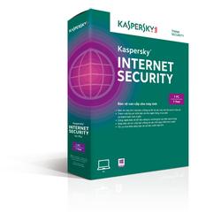 Phần mềm Kaspersky Internet