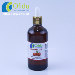 Tinh dầu gấc nguyên chất 100ml